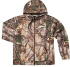NEW S 3XL 5XL NFL RealTree Jacksonville Jaguars Mens Zip Jacket Camo Coat Hoodie $24.16 USD on eBay
