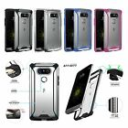 Poetic Affinity Series Thin Shockproof  Bumper Protective Hybrid Case For LG