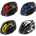 Unisex Cycling Helmet PC Shell EPS Foam Casque Breathable Integrally Molded