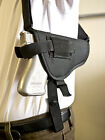 Sar Sargun | Nylon Horizontal Shoulder Holster w/ Double Mag Pouch. MADE IN USA