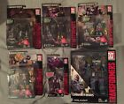 Transformers Combiner Wars Combaticons Bruticus Complete Set New Sealed on Card!