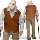 CA62 Bad Grandpa Grumpy Old Man Knoxville Jackass Halloween Costume Mens Mask