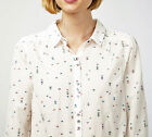 **WHITE STUFF** LADIES 'JITTERBUG' SHIRT / BLOUSE **NEW** -  Sizes 8 - 18