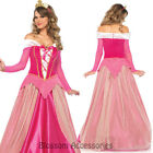 CA76 Leg Avenue Princess Aurora Sleeping Beauty Gown Ladies Party Dress Costume