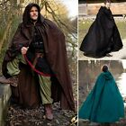 Arthur Cape - 3 Colours - Perfect For LARP Or Re-Enactment Costumes