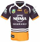 Brisbane Broncos 2017 NRL Home Jersey Adults, Ladies and Kids Available BNWT