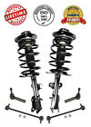 Front Struts Sway Bar Links Tie Rods for Chrysler Pacifica 3.5L 3.8L 2004-2008