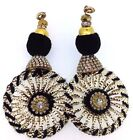 Fancy Saree Blouse Latkan Indian Tassel Sewing Craft Fashion accessory 1 pair.