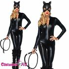 Sexy Cat Woman Super Hero Justice League Avengers DC Halloween Cosplay Costume