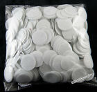 Wholesale 1000pcs DIY Round Felt Fabric Pads For Hair Tie Bow Accessory Making