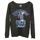 Junk Food NFL Indianapolis Colts Womens Retro Vintage Field Goal Long Sleeve Tee $22.46 USD on eBay