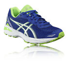 Asics GT-1000 5 GS Junior Green Blue Support Running Road Shoes Trainers