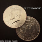 MAGIC TRICKS - PRO DOUBLE SIDED KENNEDY HALF DOLLARS - HEADS OR TAILS