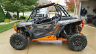 2014 RZR XP1000 Titanium metallic