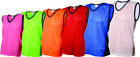OAS Training Mesh Vests / Bibs for Team Sports - 6 Sizes - 10 Colours
