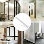 Внешний вид - 1 Roll Frosted Privacy Frost Home Bedroom Bathroom Glass Window Film Sticker New
