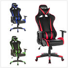 Merax Eogonomic PU Leather Racing Gaming Chair High Back Office Chair Computer