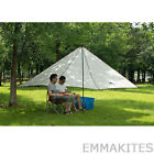Ultralight 20oz Large Family Camping Shelter Awning Waterproof and UV Protection