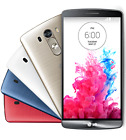 LG G3 D850 - 32GB - Metallic Black/Gold/White New Unlocked Smartphone