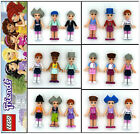 Lots of 3 LEGO FRIENDS EMMA~OLIVIA~STEPHANIE Fashion Girls Mini Figure