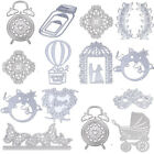 Metal DIY Christmas Cutting Dies Stencil Scrapbook Diary Album Paper Card Decor