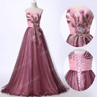 Womens Formal Ball Gown Cocktail Long Dress Party Prom Bridesmaid Dress Maxi NEW
