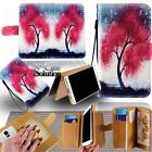 For Various Samsung Galaxy S Models Leather Stand Flip Wallet Cover Phone Case