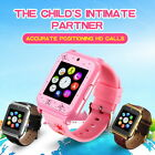 Unlocked Touch Screen Bluetooth Smart Watch SIM Call for iPhone Samsung Kid Girl