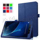 "Smart Flip Leather Stand Case Cover For Samsung Galaxy Tab A 10.1"" SM-T580 T585"
