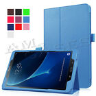 """Smart Flip Leather Stand Case Cover For Samsung Galaxy Tab A 10.1"""" SM-T580 T585"""