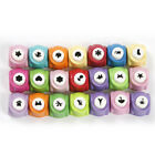 21Type Select Hole Punch Cutter Kid Craft Scrapbook Cards Making Paper Shaper