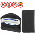 Anti Spy Signal Block Anti-Radiation&GPS RFID Tracking Buggin Cell Phone Pouch