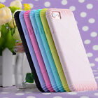 Soft SILICONE TPU Cover For Apple iPhone 5/5s/6/6s7/7 Plus Slim Shockproof Case