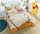 *** Big Winnie the Pooh Queen Bed Quilt Cover Set - Flat or Fitted Sheet ***