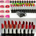Hot New Lipstick Matte Satin Lipsticks Ruby Woo Diva Rebel Most Wanted Cosmetic for sale  China