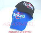 Chicago Cubs  2016 World Series Champs Cap Hat One Size Adjustable Fit New!!