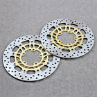 For Triumph Street Triple 675/R 07-09 Motorcycle Floating Front Brake Disc Rotor $169.99 USD
