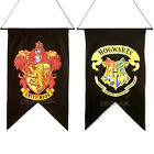 Harry Potter Printed Banner Accessory Hanging Book Day Week Prop Novelty Flag