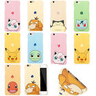 Pokemon Pokect Monste Phone Case Cover For iPhone6/6s/6p Phone Shell 4.7''/5.5''