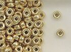 14K Gold Filled 8mm Plain Round Tire Spacer Beads, Choice of Lot Size & Price