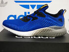 NEW AUTHENTIC ADIDAS Alphabounce Men's Running shoes - Blue/Black; BB9037
