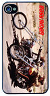 Easy Rider Movie Film Poster Cover/Case Fits iPhone 4/4S. Motorcycle, Motorbike
