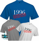 LIMITED EDITION 1996 - T Shirt, 21st BIRTHDAY (2017), Fun, Present, Gift, NEW