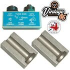 """3/8"""" SAE 10mm SAE Brake Pipe Flaring Flare Tool Punch & Die Set Double Flare"""