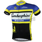 New Mens Bike Team Cycling Jersey Race Fit Bicycle Short Sleeve Tops Shirts Wear