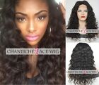 100 Human Hair Silk Top Wig Brazilian Remy Curly Lace Front Wigs For Black Women