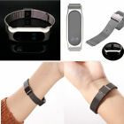 HOTSELL Replacement Metal Wrist Band Strap for Xiaomi Mi Band 2 Smart Bracelet