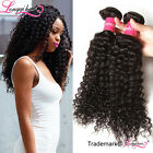 7A Wet Indian Curly Human Hair Weave 1-3bundles Indian Curly Virgin Hair Bundles