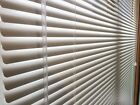 "1"" Premium Aluminum Mini Blinds 26-28"" Wide by 87-89"" Long CUSTOM MADE"