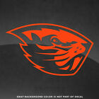 "Oregon State Beavers Vinyl Decal Sticker - 4"" and Up - More Colors"